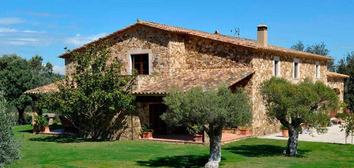 Mas Gall a holiday villa