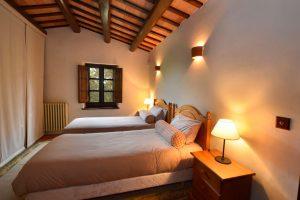 Mas Gall Twin bedroom