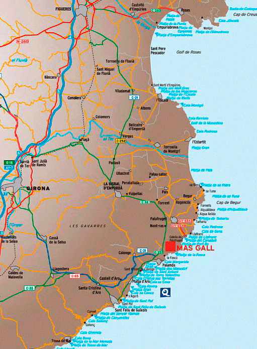 mas-gall-mapa
